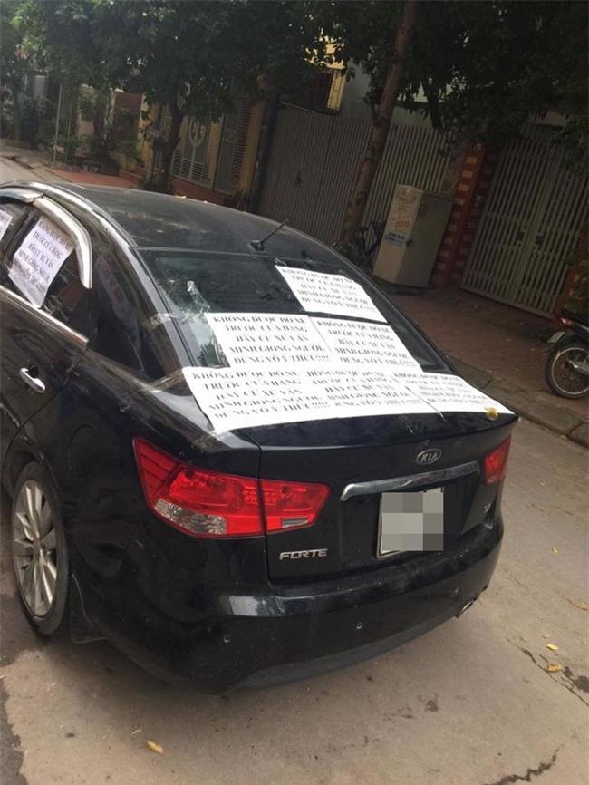 Thêm một chủ xe nhận bài học cay đắng vì hành động thiếu ý thức của mình - Ảnh 1.