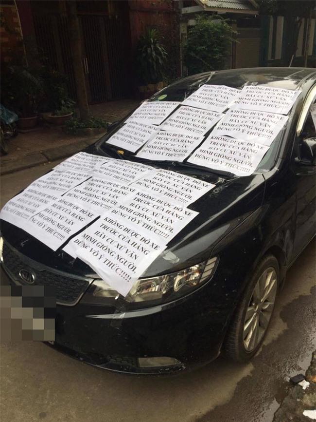 Thêm một chủ xe nhận bài học cay đắng vì hành động thiếu ý thức của mình - Ảnh 2.