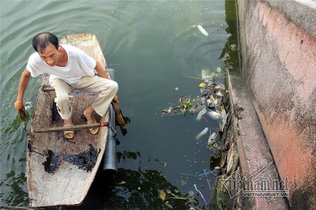 bao cao su, hồ Tây, Hà Nội