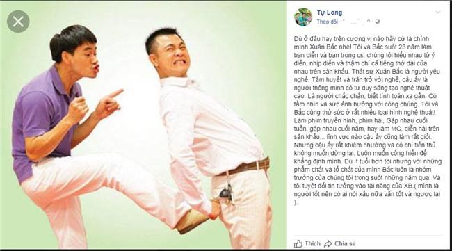 Nghệ sĩ Việt mỗi người mỗi ý khi nói về sự kiện vợ chồng Xuân Bắc bị chỉ trích ham danh-3