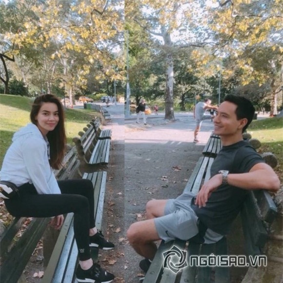 Hồ Ngọc Hà, Kim Lý, Hồ Ngọc Hà và Kim Lý, Hồ Ngọc Hà yêu Kim Lý