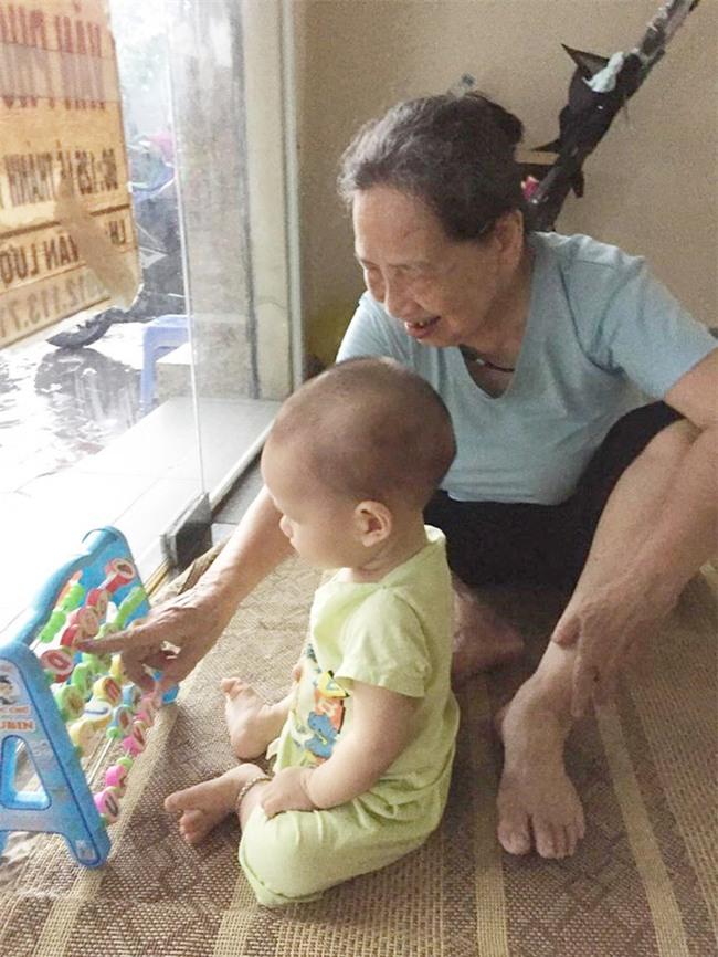 Câu chuyện cô gái sống chung với bà chồng, tìm được người tâm giao vui tính nay đã ngoài 80 tuổi - Ảnh 2.