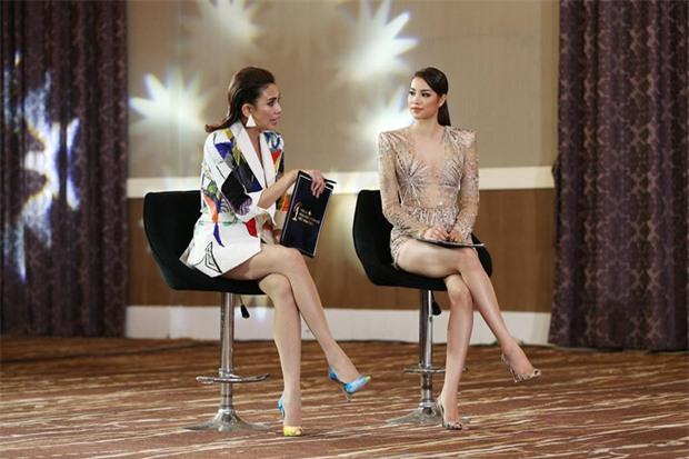 Rộ tin đồn Phạm Hương chảnh chọe, ép loại Mai Ngô, khiến Võ Hoàng Yến bất lực tại Hoa hậu Hoàn vũ VN - Ảnh 5.