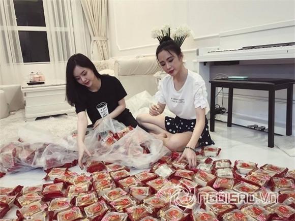 Angela Phương Trinh, Angela Phương Trinh làm từ thiện, diễn viên Angela Phương Trinh