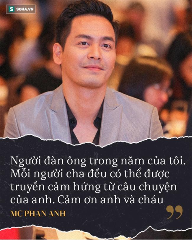 Nghệ sĩ Việt bày tỏ cảm phục với cha con Quốc Tuấn: Thấy xấu hổ với bản thân, xúc động lau hết 7 tờ giấy! - Ảnh 1.