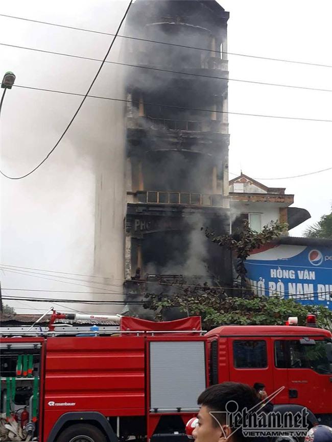 cháy, hỏa hoạn, Hà Nội