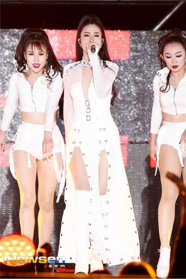 Truyền thông Hàn Quốc không ngớt lời khen ngợi Đông Nhi tại Asia Song Festival-10