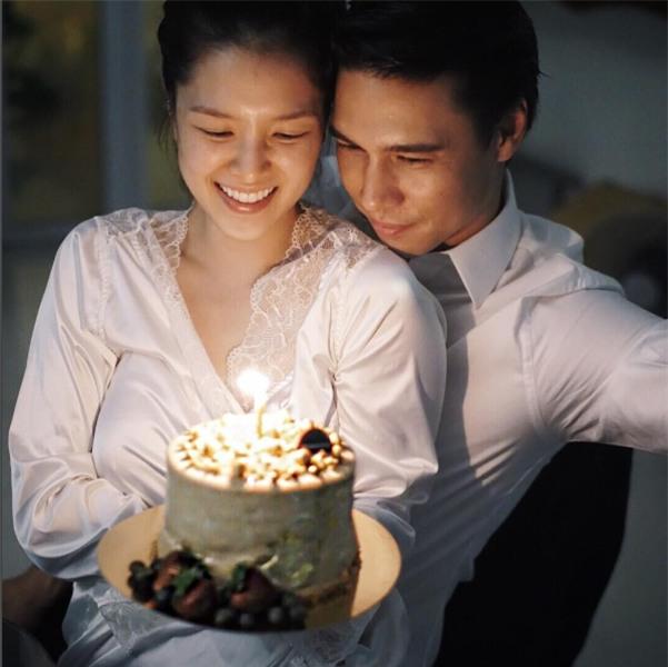 Bí quyết giữ lửa của cặp vợ chồng tiên đồng ngọc nữ 12 năm bên nhau vẫn quấn như sam - Ảnh 8.