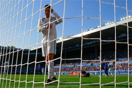 C.Ronaldo đang thể hiện một phong độ nghèo nàn tại La Liga