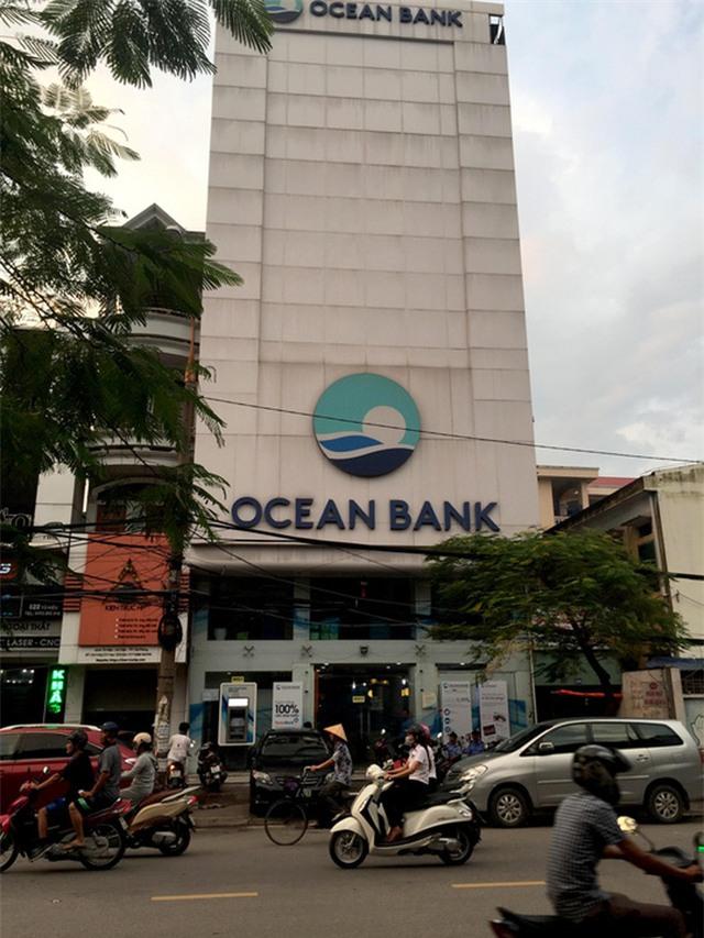 sổ tiết kiệm, ngân hàng, Oceanbank, lừa đảo, chiếm đoạt tài sản, gửi tiền, rút tiền