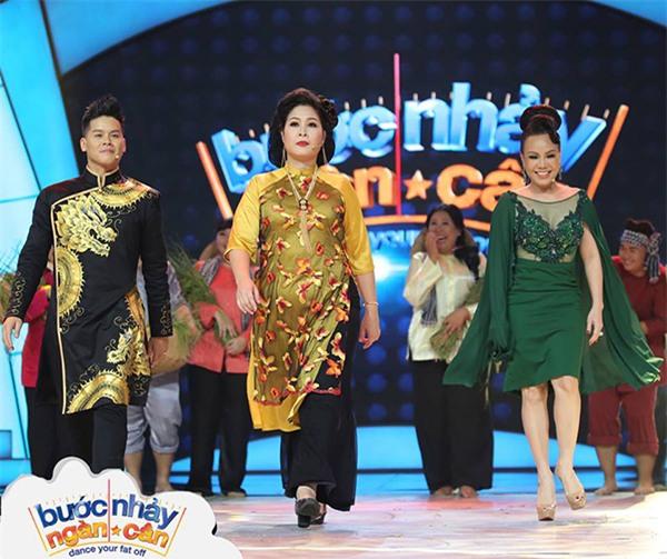 Bước nhảy ngàn cân: Chàng béo xuất thần hóa thân thành nghệ sĩ hài Hồng Vân phiên bản nam-1