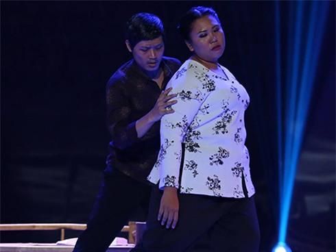 Bước nhảy ngàn cân: Chàng béo xuất thần hóa thân thành nghệ sĩ hài Hồng Vân phiên bản nam-7