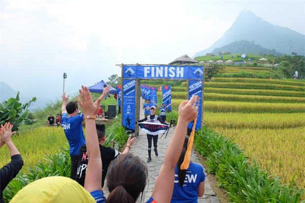 MC Thùy Dung và Á hậu Hoàng My hào hứng tham gia giải Vietnam Mountain Marathon 2017 tại Sapa - Ảnh 7.