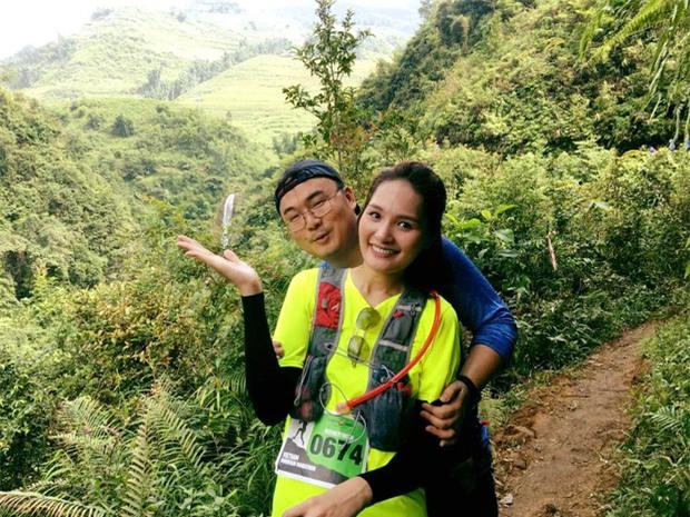 MC Thùy Dung và Á hậu Hoàng My hào hứng tham gia giải Vietnam Mountain Marathon 2017 tại Sapa - Ảnh 10.