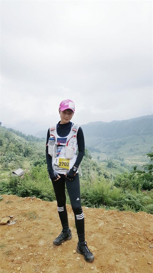 MC Thùy Dung và Á hậu Hoàng My hào hứng tham gia giải Vietnam Mountain Marathon 2017 tại Sapa - Ảnh 9.