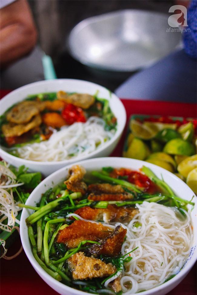 5 quán bún cá ở Hà Nội ngon đến mức, ăn một lần là mê ngay tắp lự - Ảnh 4.