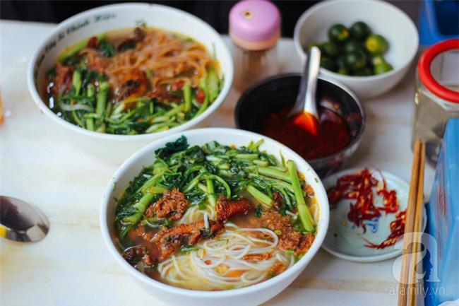 5 quán bún cá ở Hà Nội ngon đến mức, ăn một lần là mê ngay tắp lự - Ảnh 12.