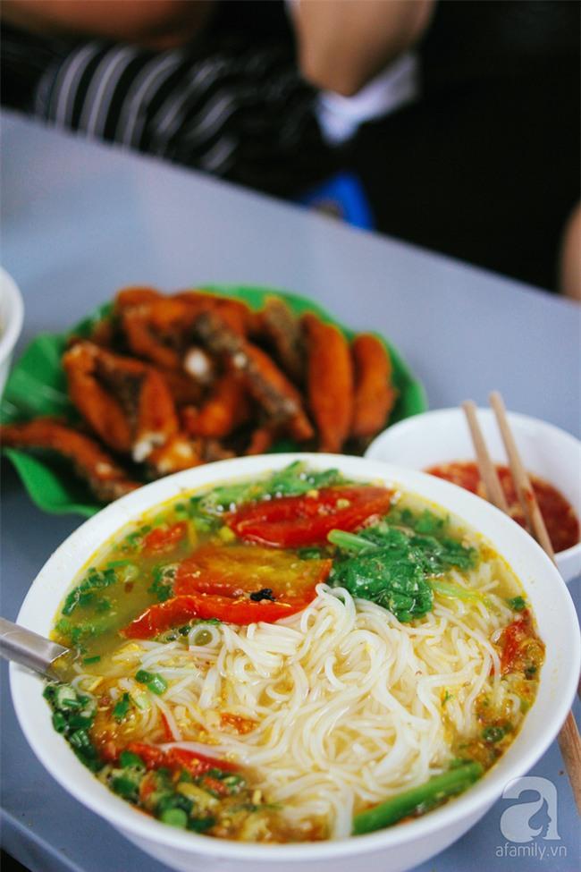 5 quán bún cá ở Hà Nội ngon đến mức, ăn một lần là mê ngay tắp lự - Ảnh 16.