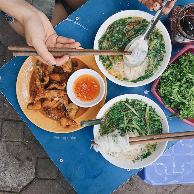 5 quán bún cá ở Hà Nội ngon đến mức, ăn một lần là mê ngay tắp lự - Ảnh 24.