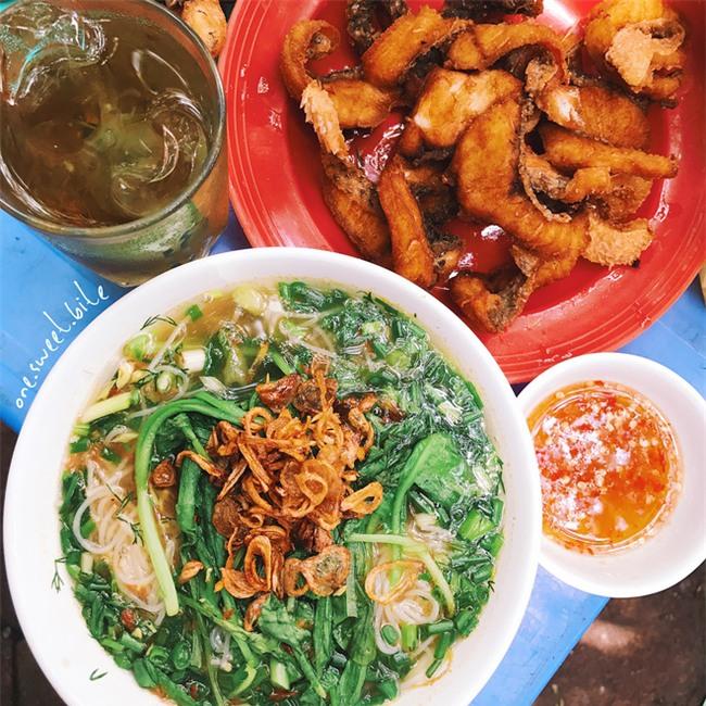 5 quán bún cá ở Hà Nội ngon đến mức, ăn một lần là mê ngay tắp lự - Ảnh 25.
