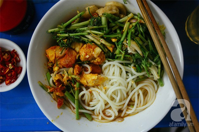 5 quán bún cá ở Hà Nội ngon đến mức, ăn một lần là mê ngay tắp lự - Ảnh 29.
