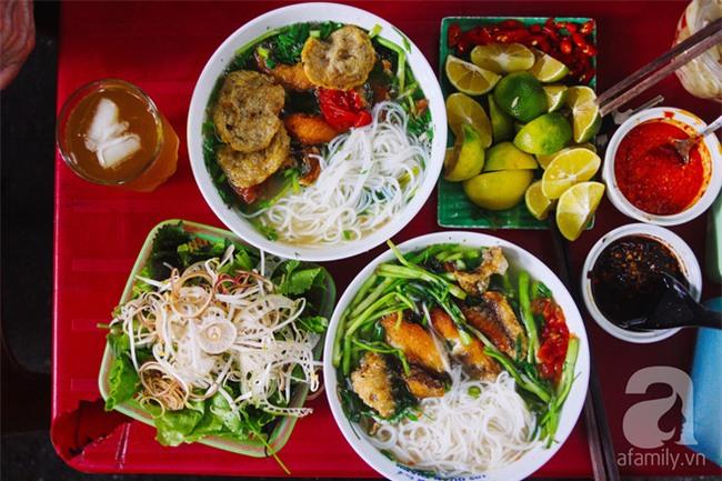5 quán bún cá ở Hà Nội ngon đến mức, ăn một lần là mê ngay tắp lự - Ảnh 5.