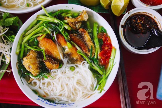5 quán bún cá ở Hà Nội ngon đến mức, ăn một lần là mê ngay tắp lự - Ảnh 6.
