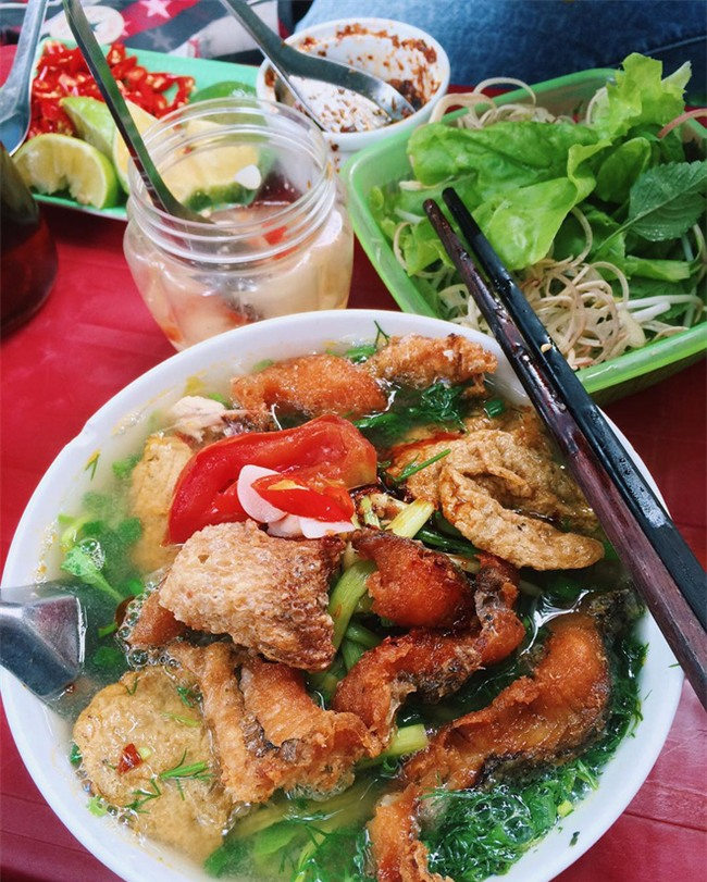 5 quán bún cá ở Hà Nội ngon đến mức, ăn một lần là mê ngay tắp lự - Ảnh 8.