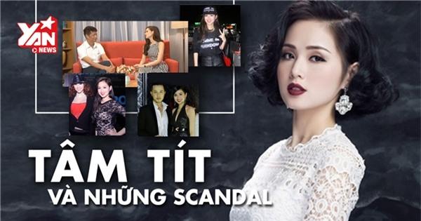 Những scandal ồn ào của Tâm Tít trước khi khẩu chiến với Maya - Tin sao Viet - Tin tuc sao Viet - Scandal sao Viet - Tin tuc cua Sao - Tin cua Sao