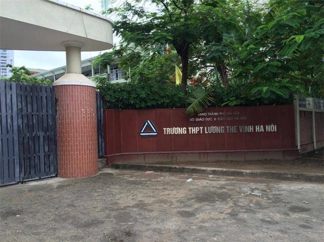 Tâm thư đang gây bão mạng của vị phụ huynh có con theo học tại trường Lương Thế Vinh - Ảnh 1.