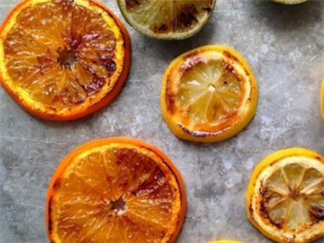 Cách trị ho tuyệt vời bằng quả cam nướng