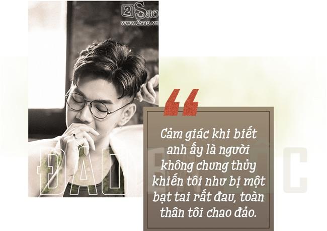 Đào Bá Lộc lần đầu móc gan ruột về mối tình với nam danh hài - MC lừng lẫy showbiz Việt-6