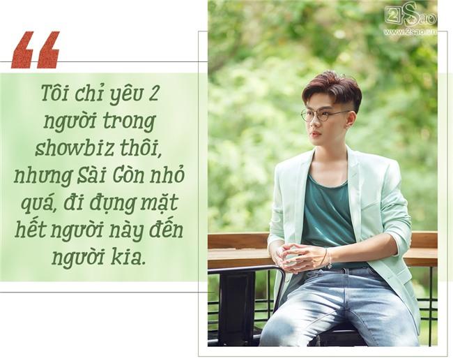 Đào Bá Lộc lần đầu móc gan ruột về mối tình với nam danh hài - MC lừng lẫy showbiz Việt-9