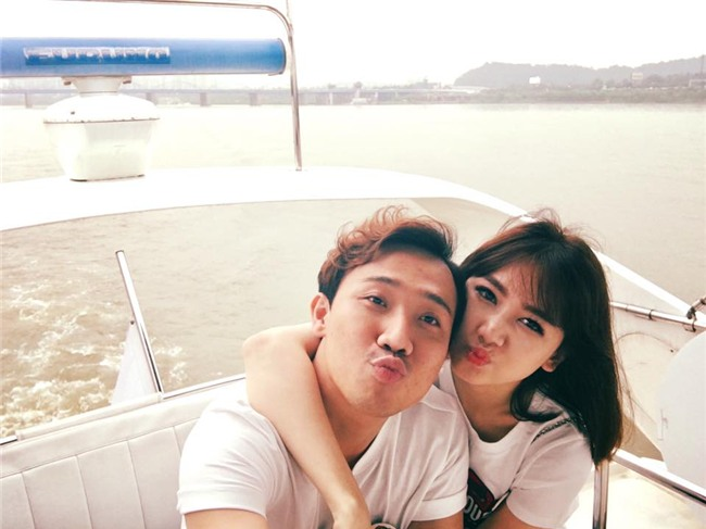 Hari Won khẳng định: Từ khi gặp tôi, Trấn Thành đã trở thành đàn ông rồi còn gì-2