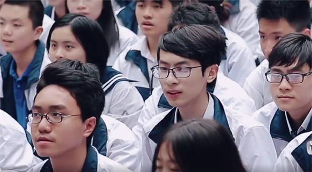 Cựu HS trường Lương Thế Vinh nói gì về chuyện kỉ luật học sinh tại trường? - Ảnh 3.