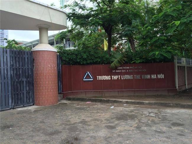 trường Lương Thế Vinh, Vân Thiêng, Huệ Anh