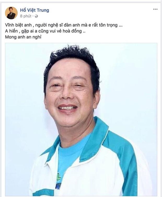 Danh hài Khánh Nam qua đời ở tuổi 52 - Ảnh 6.