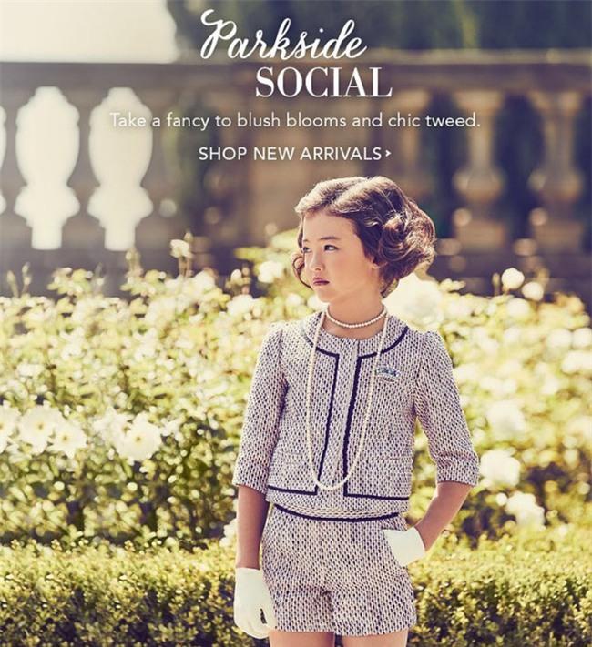 Bé gái Hàn lai Mỹ, mẫu ruột của thương hiệu thời trang đình đám Zara Kids là ai? - Ảnh 2.