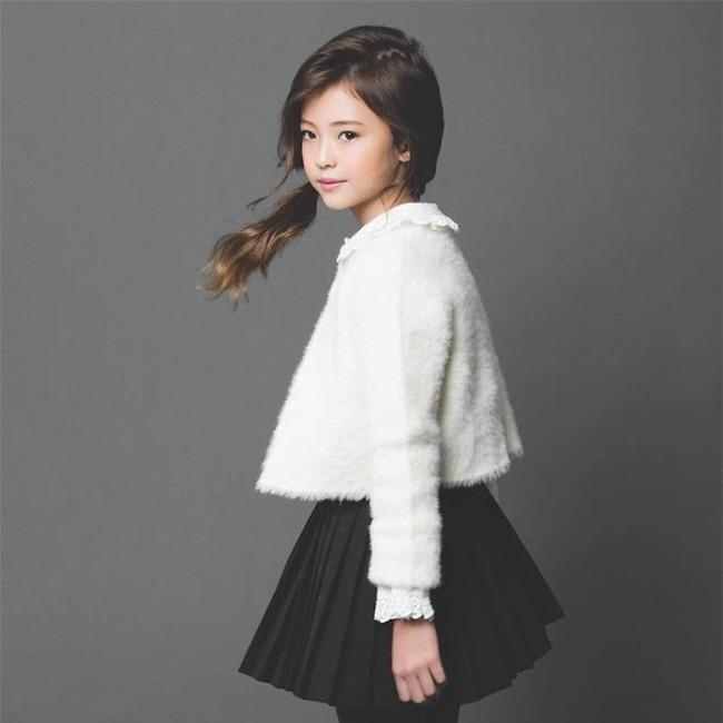 Bé gái Hàn lai Mỹ, mẫu ruột của thương hiệu thời trang đình đám Zara Kids là ai? - Ảnh 3.