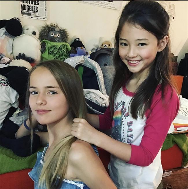 Bé gái Hàn lai Mỹ, mẫu ruột của thương hiệu thời trang đình đám Zara Kids là ai? - Ảnh 18.