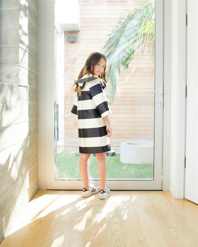 Bé gái Hàn lai Mỹ, mẫu ruột của thương hiệu thời trang đình đám Zara Kids là ai? - Ảnh 31.