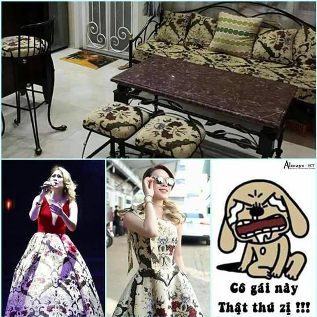Những chiếc váy dị biệt làm nên tên tuổi mỹ nhân Việt-2