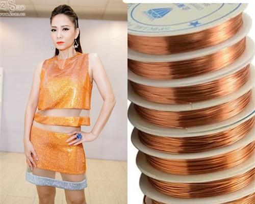 Những chiếc váy dị biệt làm nên tên tuổi mỹ nhân Việt-7