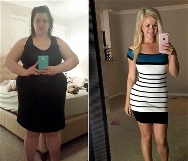 Bị bạn trai gọi là con hà mã béo ú, cô nàng 125 kg quyết định chia tay và khiến anh ta phải hối hận - Ảnh 3.