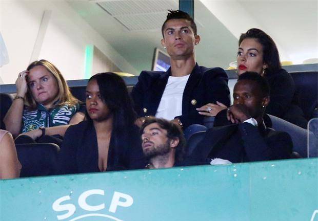 Ronaldo và Georgina đã chọn được tên cho con gái đầu lòng sắp chào đời - Ảnh 2.