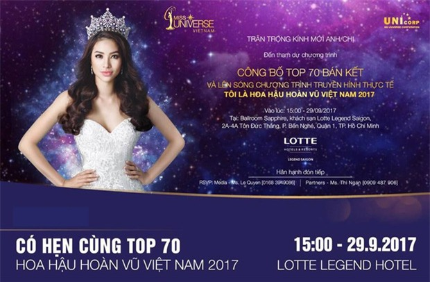 BTC Hoa hậu Hoàn vũ Việt Nam 2017 nói gì về việc Phạm Hương đến trễ hơn 1 tiếng? - Ảnh 2.