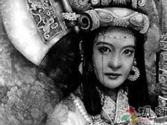 Hoàng hậu da đen xuất thân từ một nô tì dệt vải độc nhất trong lịch sử Trung Hoa phong kiến - Ảnh 2.