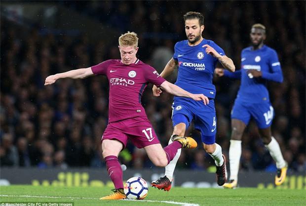 Hạ Chelsea, Man City đòi lại ngôi đầu từ tay Man Utd - Ảnh 3.