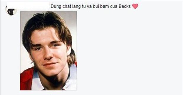 David Beckham tóc dài lãng tử xuất hiện ở Nhà hát của những giấc mơ - Ảnh 6.