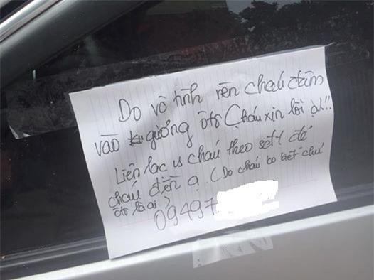 Hoc tro cui chao bac bao ve: Khong su luong thien nao lon len moi co hinh anh 3